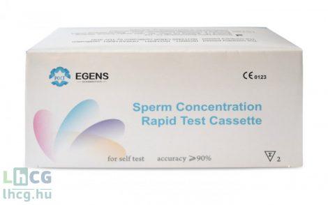 Férfi termékenységi teszt (Egens) - 2 db/doboz